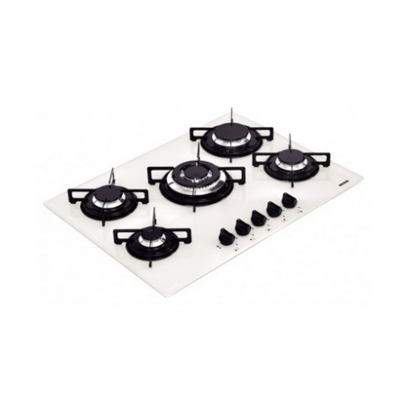 COOKTOP GAS GLASS BR PENTA 5GGTRI70 94708/271