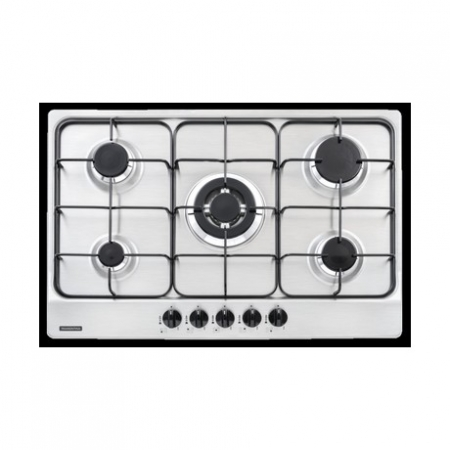 COOKTOP GAS INOX NEW PENTA 5GX TRI 75 94716/111